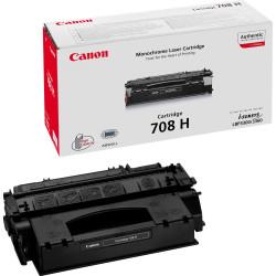 Canon 708H - Noir - original - cartouche de toner - pour i-SENSYS LBP3360, Laser Shot LBP-3300, 3360