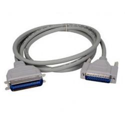 Lexmark - Câble parallèle - DB-25 (M) pour Centronics 36 broches (M) - 3 m - pour Lexmark CX522, CX622, CX625, MX522, MX722, MX