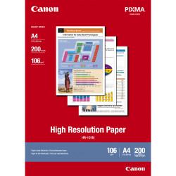 Canon HR-101 - Enduit - A4 (210 x 297 mm) 200 feuille(s) papier - pour PIXMA IP4000, iP6210, iP6310, iP8500, MG2555, MG8250, MP