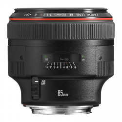 Canon EF - Téléobjectif - 85 mm - f/1.2 L II USM - Canon EF - pour EOS 1000, 1D, 50, 500, 5D, 7D, Kiss F, Kiss X2, Kiss X3, Reb