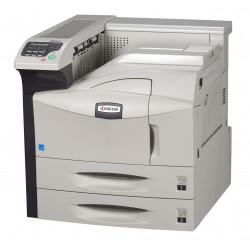 Kyocera FS-9530DN - Imprimante - Noir et blanc - Recto-verso - laser - A3/Ledger - 1800 x 600 ppp - jusqu'à 51 ppm - capacité