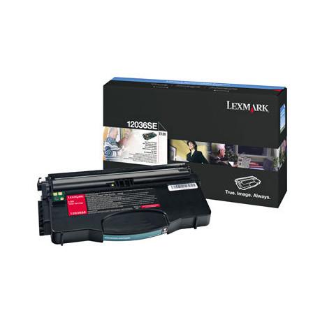 Lexmark - Noir - original - cartouche de toner - pour Lexmark E120, E120n