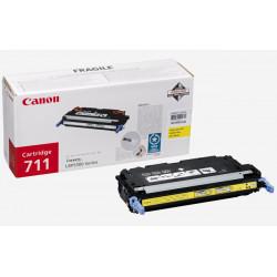 Canon 711 - Jaune - originale - cartouche de toner - pour imageRUNNER C1022, i-SENSYS LBP5360, MF9130, MF9170, MF9220, MF9280,