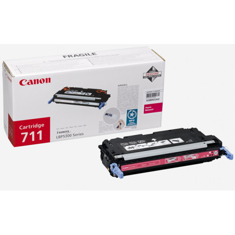 Canon 711 - Magenta - originale - cartouche de toner - pour imageRUNNER C1022, i-SENSYS MF9130, MF9170, MF9220, MF9280, Satera
