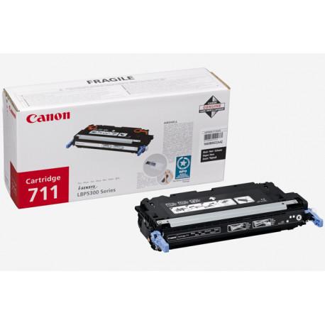 Canon 711 - Noir - originale - cartouche de toner - pour imageRUNNER C1022, i-SENSYS LBP5360, MF9130, MF9170, MF9220, MF9280, S