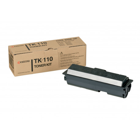 Kyocera TK 110 - Noir - originale - cartouche de toner - pour Kyocera FS-1016MFP, FS-1016MFP/KL3, FS-1116MFP, FS-720, 820, 820N