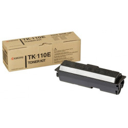 Kyocera TK 110E - Noir - originale - kit toner - pour FS-720, 820, 820N, 920, 920N