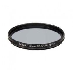 Canon PL C B - Filtre - polariseur circulaire - 52 mm - pour EF, EF-S