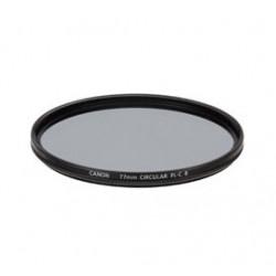 Canon PL C B - Filtre - polariseur circulaire - 77 mm - pour EF, EF-S, TS