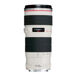 Canon EF - Téléobjectif zoom - 70 mm - 200 mm - f/4.0 L USM - Canon EF - pour EOS 1000, 1D, 50, 500, 5D, 7D, Kiss F, Kiss X2, K