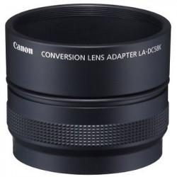 Canon LA-DC58K - Bague d'adaptation d'objectif filetage 58 mm - pour PowerShot G10, G11, G12