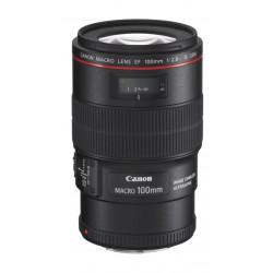 Canon EF - Macro-objectif - 100 mm - f/2.8 L Macro IS USM - Canon EF - pour EOS 1000, 1D, 50, 500, 5D, 7D, Kiss F, Kiss X2, Kis