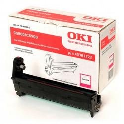 OKI - Magenta - originale - kit tambour - pour C5550 MFP, 5800dn, 5800Ldn, 5800n, 5900cdtn, 5900dn, 5900dtn, 5900n