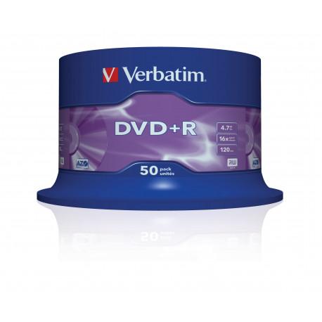 DVD+R/4.7GB 16x ADVANCEDAZO 50Spindle