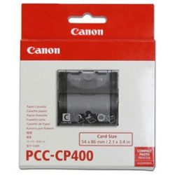 Canon PCC-CP400 - Bacs pour supports - pour SELPHY CP1000, CP1200, CP1300, CP810, CP820, CP910