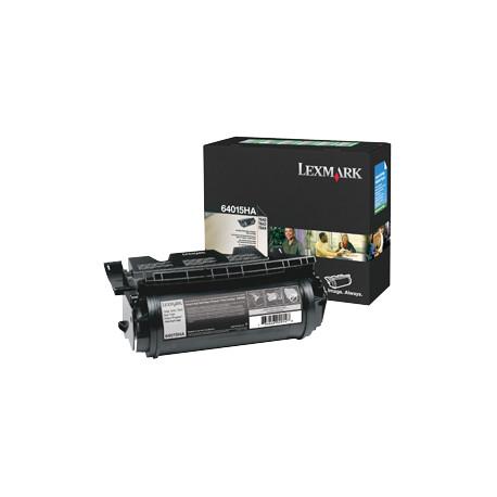 Lexmark - cartouche de toner - a rendement eleve - 1 x noir - 21 000 pages - lrp
