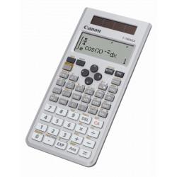 Canon F-789SGA - Calculatrice scientifique - 18 chiffres - panneau solaire, pile - argent métallique