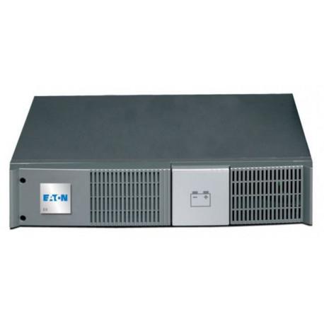 Eaton Extended Battery Module - Boîtier de piles (rack-montable) - noir