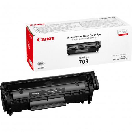 Canon 703 - cartouche de toner - 1 x noir - 2000 pages
