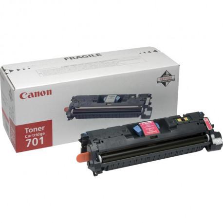 Canon 701 - Magenta - original - cartouche de toner - pour ImageCLASS MF8180c, Laser Shot LBP-5200, LaserBase MF8180C