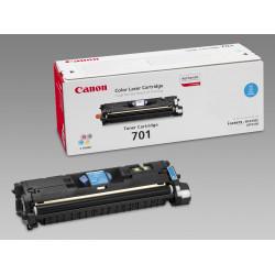 Canon 701 - Cyan - original - cartouche de toner - pour ImageCLASS MF8180c, Laser Shot LBP-5200, LaserBase MF8180C