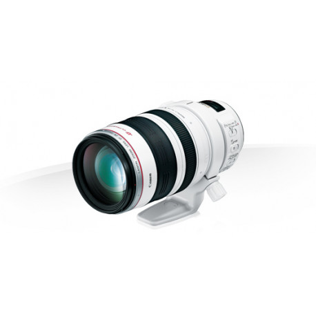 Canon EF - Objectif à zoom - 28 mm - 300 mm - f/3.5-5.6 L IS USM - Canon EF