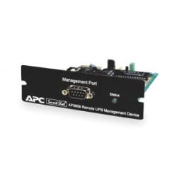 Apc out-of-band management card - carte de supervision distante - smartslot