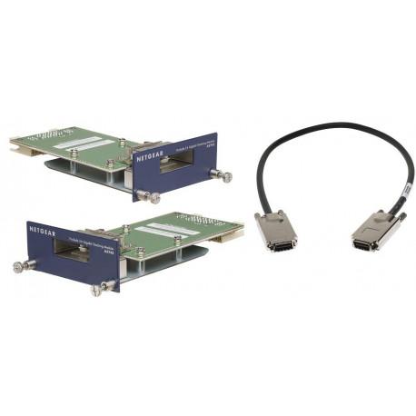 NETGEAR ProSafe AX742 - Module d'extension (pack de 2) - pour NETGEAR GSM7228, GSM7252, GSM7328, GSM7352, Next-Gen Edge Manage