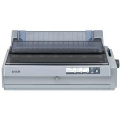 Epson LQ 2190 - Imprimante - monochrome - matricielle - 10 cpi - 24 pin - jusqu'à 576 car/sec - parallèle, USB