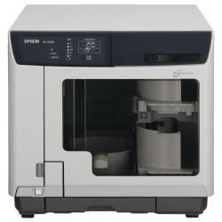 Epson Discproducer PP-100AP - Imprimante CD/DVD - couleur - jet d'encre - CD (120 mm) - 1 440 dpi - jusqu'à 1.58 disques/min
