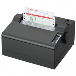 Epson LQ 50 - Imprimante - monochrome - matricielle - 152,4 mm (largeur) - 20 cpi - 24 pin - jusqu'à 360 car/sec - parallèle,