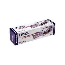 Epson premium - papier - papier semi-brillant - rouleau (32,9 cm x 10 m) - 251 g/m2