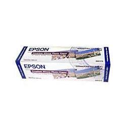 Epson premium - papier - papier photo brillant - rouleau (32,9 cm x 10 m)