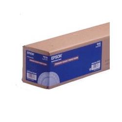 Epson Premium Glossy Photo Paper - Brillant - enduit de résine - Rouleau (111,8 cm x 30,5 m) - 165 g/m² - 1 rouleau(x) papier p