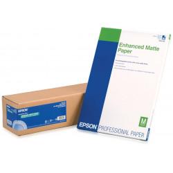 Epson enhanced - papier - papier mat - rouleau a1 (61,0 cm x 30,5 m) - 192 g/m2