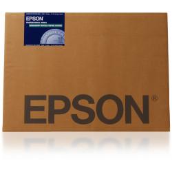 Epson Enhanced - Mat - 610 x 762 mm - 1170 g/m² - 10 unités poster - pour SureColor SC-P10000, P20000, P6000, P7000, P7500, P80