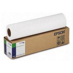 Epson Proofing Paper - Semi-mat - enduit de résine - 9,9 millièmes de pouce - blanc - Rouleau A1 (61,0 cm x 30,5 m) - 225 g/m²
