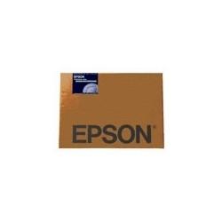 Epson UltraSmooth Fine Art - Coton - blanc naturel - rouleau (43,2 cm x 15,2 m) - 250 g/m² - 1 rouleau(x) papier chiffon - pour