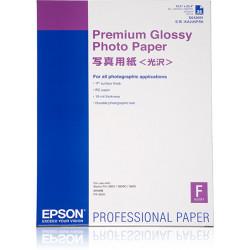 Epson Premium Glossy Photo Paper - Brillant - A2 (420 x 594 mm) 25 feuille(s) papier photo - pour SureColor P5000, SC-P7500, P9
