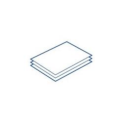 Epson - Mat - 170 micromètres - Rouleau (61 cm x 30,5 m) film à contre-jour - pour SureColor SC-P10000, P20000, P6000, P7500, P