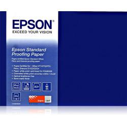 Epson Proofing Paper Standard - Semi-mat - 9 mils - Rouleau (43,2 cm x 30,5 m) - 240 g/m² - 1 rouleau(x) papier épreuve - pour