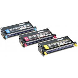 Epson - Jaune - original - cartouche de toner - pour AcuLaser C3800DN, C3800DTN, C3800N