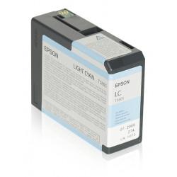 Epson T5805 - 80 ml - cyan clair - originale - cartouche d'encre - pour Stylus Pro 3800, Pro 3880