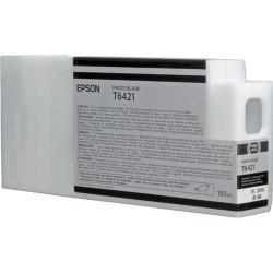 Epson - 150 ml - photo noire - originale - cartouche d'encre - pour Stylus Pro 7700, Pro 7890, Pro 7900, Pro 9700, Pro 9890, P