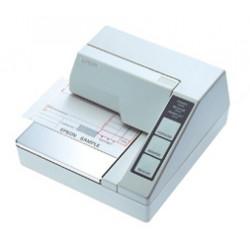 Epson tm u295 - imprimante a recu - n&b - matricielle - jis b5 - 16.2 cpp - 7 broche - jusqu`a 2.1 lignes/sec - serie - Livré s