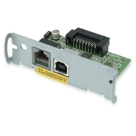 Epson UB-U02III - Adaptateur série - USB - pour TM H5000, H6000, J7000, J7100, J7500, J7600, L90, T70, T88, T90, U220, U230, U5