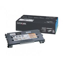 Lexmark - Noir - originale - cartouche de toner - pour Lexmark C500n, X500n, X502n