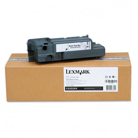 Lexmark - collecteur de toner usage