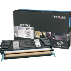 Lexmark - cartouche de toner - 1 x noir - 4000 pages