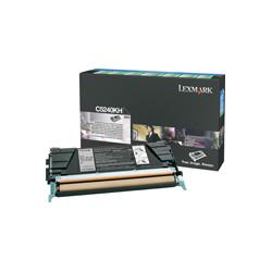 Lexmark - cartouche de toner - a rendement eleve - 1 x noir - 8000 pages - lrp